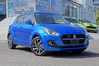 2020 Suzuki Swift AZ Series II GLX Turbo Blue 6 Speed Sports Automatic Hatchback.