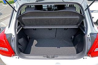 2020 Suzuki Swift AZ Series II GL Navigator Plus White 1 Speed Constant Variable Hatchback