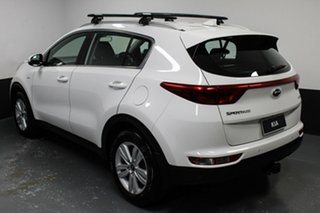 2017 Kia Sportage QL MY17 Si AWD White 6 Speed Sports Automatic Wagon
