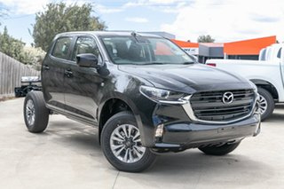 2020 Mazda BT-50 TFR40J XT 4x2 Concrete Grey 6 Speed Sports Automatic Cab Chassis.
