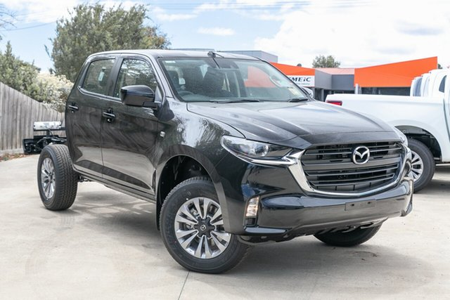 New Mazda BT-50 TFR40J XT 4x2 Mornington, 2020 Mazda BT-50 TFR40J XT 4x2 Concrete Grey 6 Speed Sports Automatic Cab Chassis