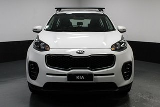 2017 Kia Sportage QL MY17 Si AWD White 6 Speed Sports Automatic Wagon.