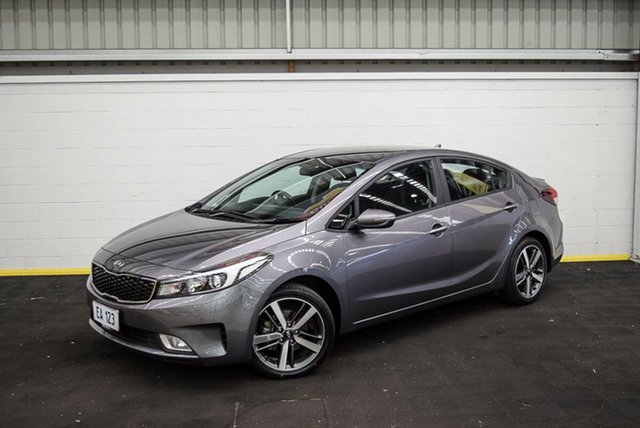 Used Kia Cerato YD MY17 Sport Canning Vale, 2017 Kia Cerato YD MY17 Sport Blue 6 Speed Sports Automatic Sedan