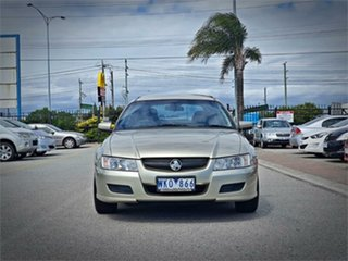 2006 Holden Commodore VZ Acclaim Gold Automatic Wagon.