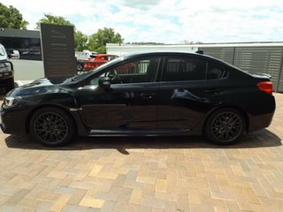 2017 Subaru WRX V1 MY17 Lineartronic AWD Black 8 Speed Constant Variable Sedan