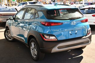 2020 Hyundai Kona Os.v4 MY21 Active (FWD) Dive in Jeju Continuous Variable Wagon.