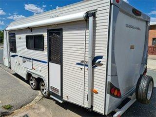 2011 Coromal 635 Caravan.