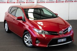 2015 Toyota Corolla ZRE182R Ascent Sport S-CVT Wildfire 7 Speed Constant Variable Hatchback.