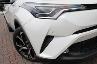 2019 Toyota C-HR NGX50R Koba S-CVT AWD Crystal Pearl – Black Roof 7 Speed Constant Variable SUV.