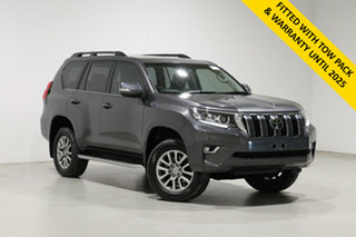 2020 Toyota Landcruiser Prado GDJ150R VX Grey 6 Speed Automatic Wagon.