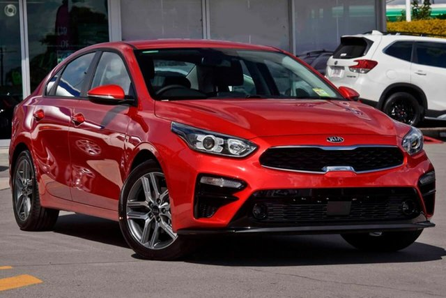 New Kia Cerato BD MY21 Sport+ Reynella, 2020 Kia Cerato BD MY21 Sport+ Red 6 Speed Sports Automatic Sedan