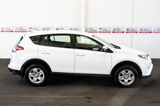 2017 Toyota RAV4 ZSA42R MY17 GX (2WD) Glacier White Continuous Variable Wagon