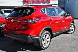 2020 Nissan Qashqai J11 Series 3 MY20 ST X-tronic Magnetic Red 1 Speed Constant Variable Wagon