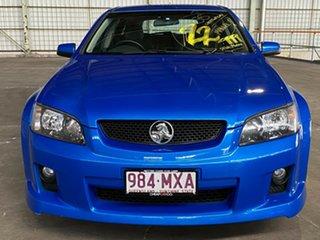 2010 Holden Commodore VE MY10 SS V Sportwagon Blue 6 Speed Manual Wagon