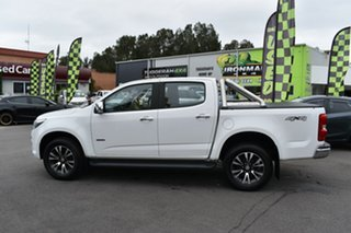 2016 Holden Colorado RG MY16 LTZ Crew Cab White 6 Speed Manual Utility