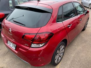 2015 Citroen C4 B7 MY15 Exclusive Red 6 Speed Sports Automatic Hatchback