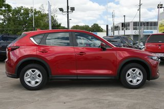 2017 Mazda CX-5 KF2W76 Maxx SKYACTIV-MT FWD Soul Red Crystal 6 Speed Manual Wagon