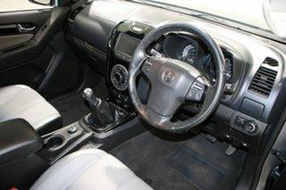 2016 Holden Colorado RG MY16 Z71 (4x4) Grey 6 Speed Manual Crew Cab Pickup