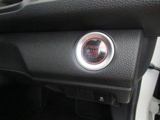 2018 Honda Civic 10th Gen MY18 RS White 1 Speed Constant Variable Sedan