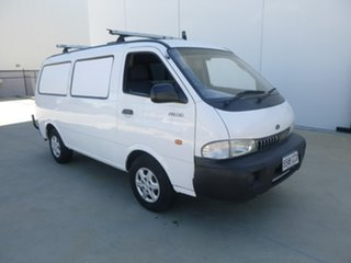 2004 Kia Pregio CT2 White Manual Van.