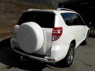 2012 Toyota RAV4 ACA38R MY12 Altitude 4x2 White 4 Speed Automatic Wagon.