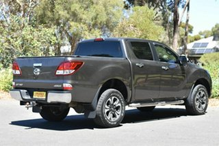 2015 Mazda BT-50 UR0YF1 GT Grey 6 Speed Sports Automatic Utility