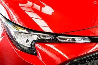 2019 Toyota Corolla ZWE211R SX E-CVT Hybrid Volcanic Red 10 Speed Constant Variable Hatchback Hybrid