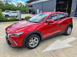 2016 Mazda CX-3 DK2W7A Maxx SKYACTIV-Drive Red 6 Speed Sports Automatic Wagon