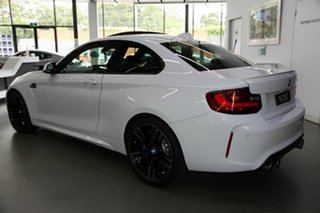 2017 BMW M2 F87 D-CT White 7 Speed Sports Automatic Dual Clutch Coupe