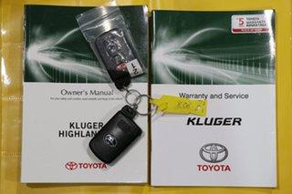 2019 Toyota Kluger GSU50R GXL (4x2) Silver 8 Speed Automatic Wagon
