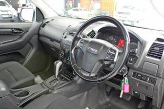 2015 Isuzu D-MAX TF MY15 SX HI-Ride (4x2) White 5 Speed Automatic Cab Chassis
