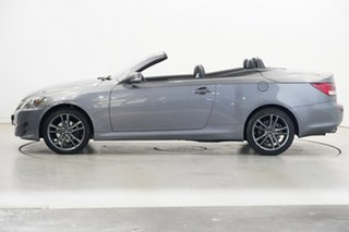 2013 Lexus IS GSE20R MY13 IS250 C F Sport Grey 6 Speed Sports Automatic Convertible.
