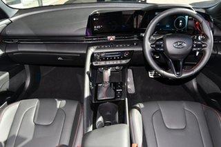 2020 Hyundai i30 CN7.V1 MY21 N Line Premium Fiery Red 7 Speed Auto Dual Clutch Sedan