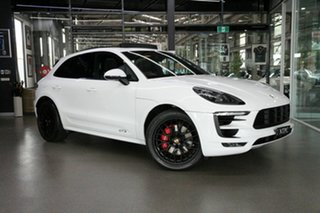 2016 Porsche Macan 95B MY17 GTS PDK AWD White 7 Speed Sports Automatic Dual Clutch Wagon.