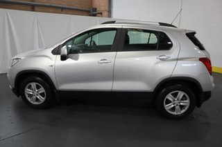 2016 Holden Trax TJ MY16 LS Silver 6 Speed Automatic Wagon