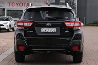 2018 Subaru XV G5X MY18 2.0i-S Lineartronic AWD Black 7 Speed Constant Variable SUV