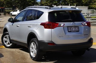 2013 Toyota RAV4 ZSA42R GXL 2WD Silver 6 Speed Manual Wagon.