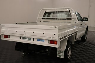 2014 Ford Ranger PX XL Hi-Rider White 6 speed Automatic Cab Chassis