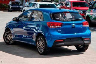 2020 Kia Rio YB MY21 Sport Blue 6 Speed Automatic Hatchback