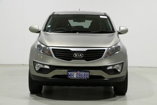 2013 Kia Sportage SL Series 2 SI (FWD) Silver 6 Speed Automatic Wagon.