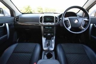 2013 Holden Captiva CG MY13 7 AWD CX White 6 Speed Sports Automatic Wagon