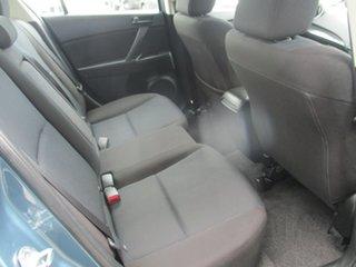 2011 Mazda 3 BL 10 Upgrade Neo Blue 6 Speed Manual Sedan