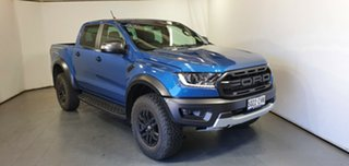 2020 Ford Ranger PX MkIII 2021.25MY Raptor Performance Blue 10 Speed Sports Automatic