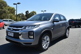 2019 Mitsubishi ASX XD MY20 ES 2WD Grey 1 Speed Constant Variable Wagon.