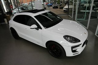 2016 Porsche Macan 95B MY17 GTS PDK AWD White 7 Speed Sports Automatic Dual Clutch Wagon