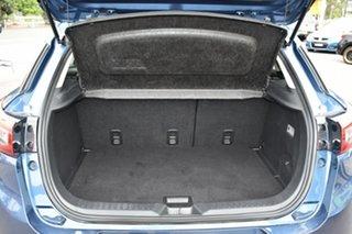 2017 Mazda CX-3 DK2W76 Maxx SKYACTIV-MT Blue 6 Speed Manual Wagon