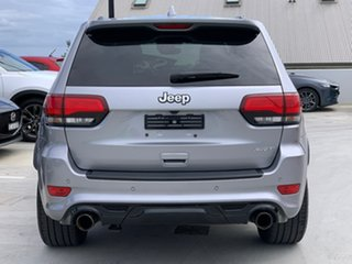 2017 Jeep Grand Cherokee WK MY17 SRT Silver 8 Speed Sports Automatic Wagon.