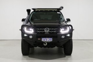 2017 Volkswagen Amarok 2H MY17 V6 TDI 550 Highline Black 8 Speed Automatic Dual Cab Utility.