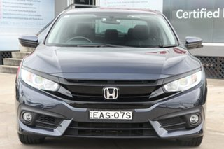 2018 Honda Civic MY18 VTi-SL (Luxe) Limited Edition Cosmic Blue Continuous Variable Sedan
