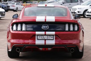2016 Ford Mustang FM GT Fastback SelectShift Burgundy 6 Speed Sports Automatic Fastback